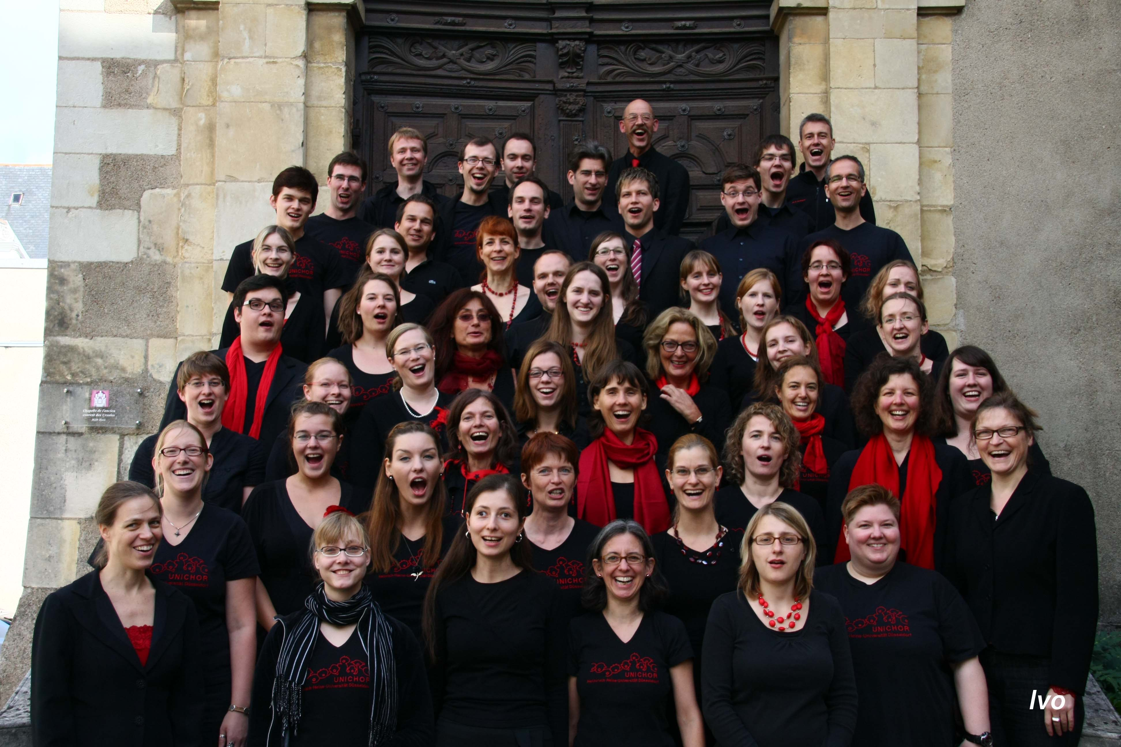 Unichor Choir 2014