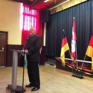 Speaker at Vancouver Alpen Club
