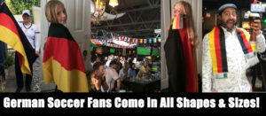 #GermanSoccerFans