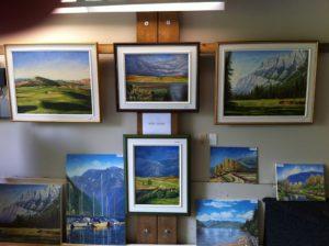 west coast art collection