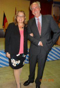 Beatrice mit Bertram Dierkes-Leifeld