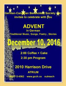 Advent Benevolent Care Home