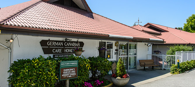 German Canadian Care Home