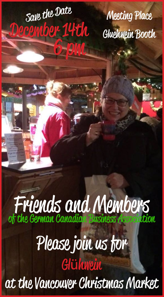 Read more about the article Business Association at the Vancouver Christmas Market