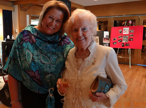 Read more about the article German Community Pays Tribute to Hon. Grace McCarthy