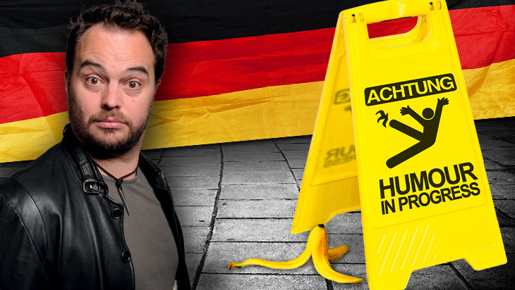 Read more about the article 5-Step Guide to Being German by PACO Erhard