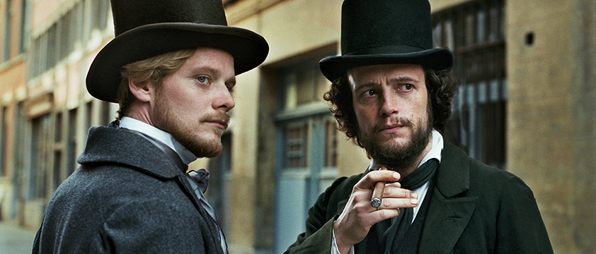 Read more about the article Young Karl Marx Movie – We have five tickets to give away!