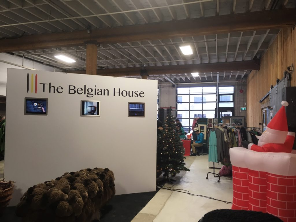 The Belgian House