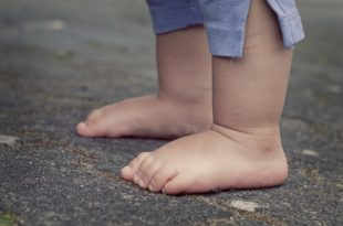 Toddler Feet