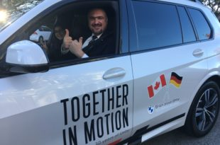 Brian Jessel BMW Sponsor
