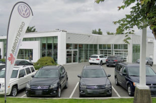 Automall in Abbotsford