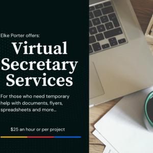 Virtual Secretary Services