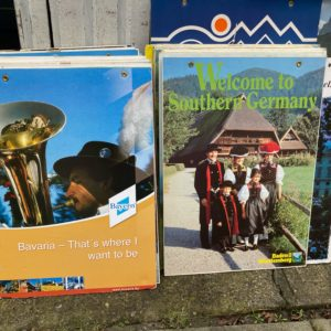 Authentic Oktoberfest Posters from Germany!