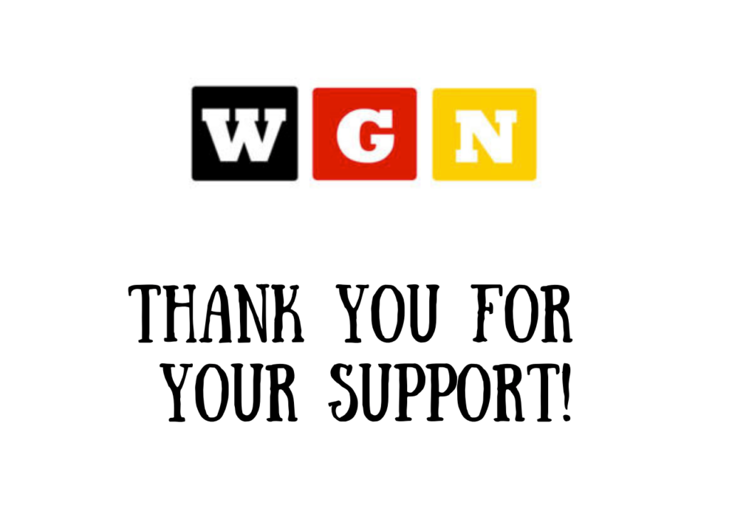 Thank you Sponsor!