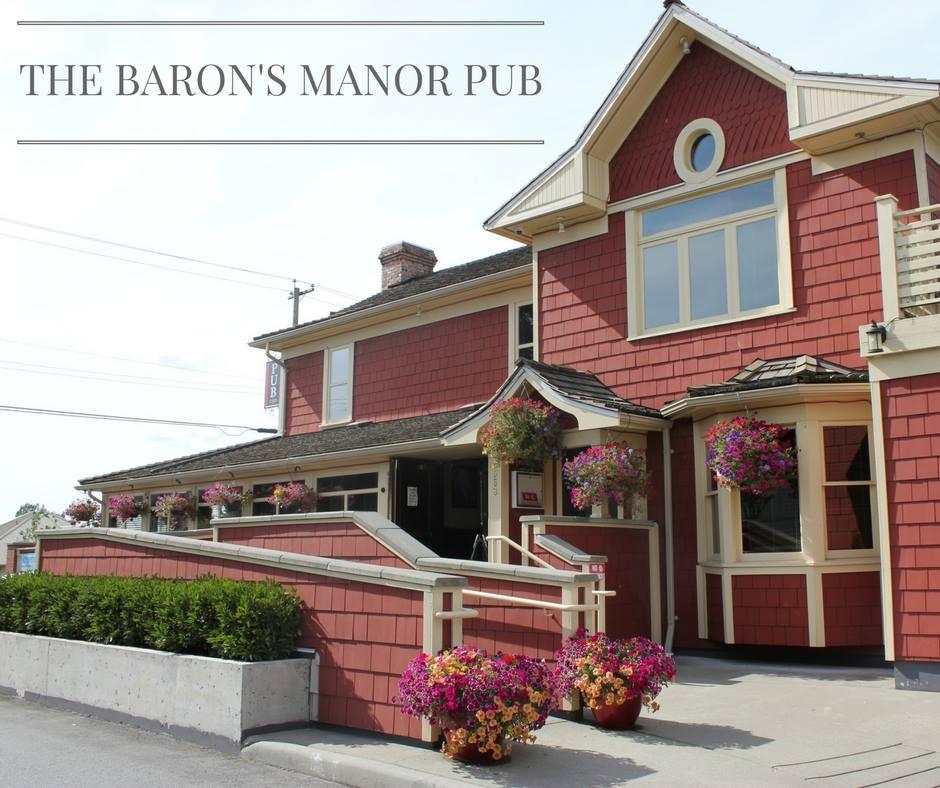 Barons Manor Pub